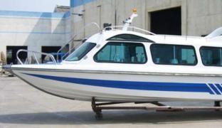 A new passenger Boat Phaeton 7.50 S, 2017