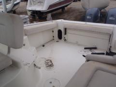 Boat with YAMAHA 2x150