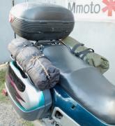 Боковые мотокофры на бак, багажные системы и платформы
