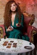 Divination by photo online. Love spell. Help of a magician