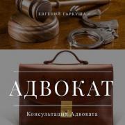 Help of a lawyer in Kiev. Legal services in Kiev