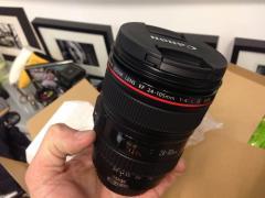 Канон ЭОС 5D Марк III Цифровая камера с 24-105мм объектив