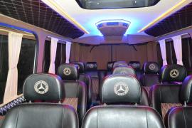 Tuning Internal Refitting panelling Mercedes-Benz Sprinter Mercedes sprint