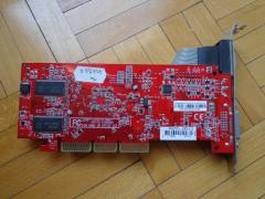 Video card ATI AGP R9250L /SE
